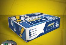 Comic Block June 2015 Box Spoiler - IDW Variant Cover