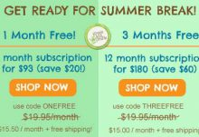 Get up to 3 Free Months of Green Kid Crafts