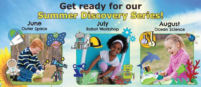 Green Kid Crafts Summer 2015 Discovery Pack