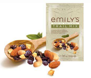 Love WIth Food June 2015 Box Spoiler - Emily's Northwest Trail Mix