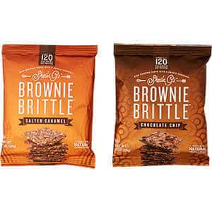 Love WIth Food June 2015 Box Spoiler - Sheila G's Brownie Brittle