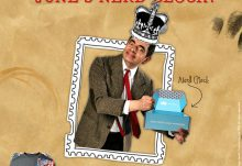 Nerd Block June 2015 Box Spoiler & Curator - Mr. Bean