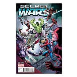 SuperHeroStuff Hero Box May 2015 Box Spoiler - Marvel Comic Variant Cover