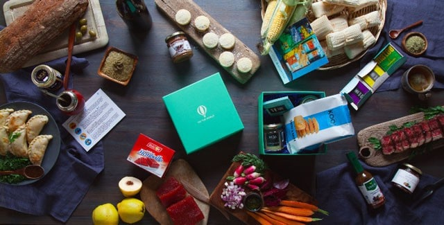 Try The World Argentina Box Reveal