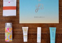 Birchbox June 2015 Say Yes! Box REview - Box Contents