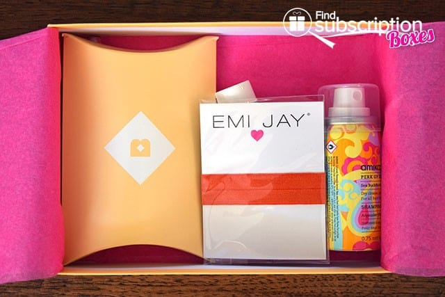 Birchbox June 2015 Say Yes! Box REview - First Look