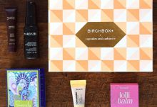 Birchbox May 2015 Cupcakes and Cashmere Box Review - Box Contents