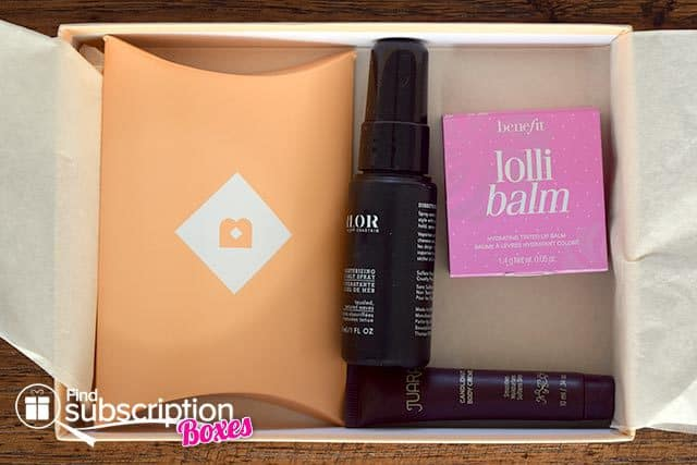 Birchbox May 2015 Cupcakes and Cashmere Box Review - First Look