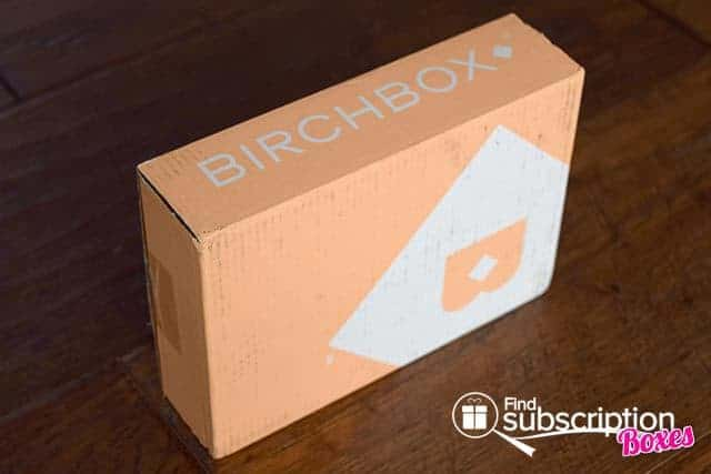 Birchbox May 2015 Cupcakes and Cashmere Box Review - Box