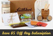 $5 Off Faithbox