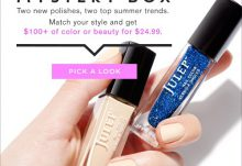 Julep Maven June 2015 Mystery Box