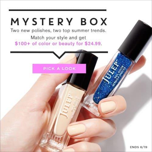 Julep Maven June 2015 Mystery Box