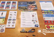 Junior Explorers Great Barrier Reefs Mission Review - Inside the Box