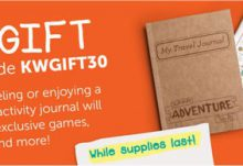 Kiwi Crate 30% Off Free Gift