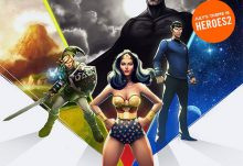 Loot Crate July 2015 Box Theme - Heroes 2