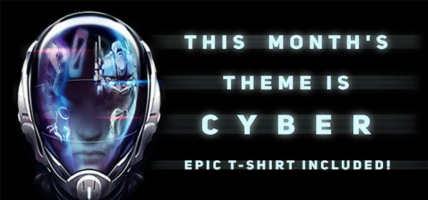 Loot Crate June 2015 Box Spoiler - T-Shirt