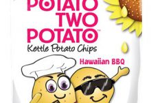 Love With Food July 2015 Tasting Box Spoiler - Hawaiian BBQ One Potato Two Potato
