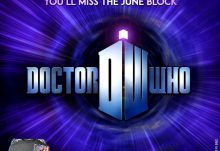 Nerd Block June 2015 Box Spoiler - Doctor Who