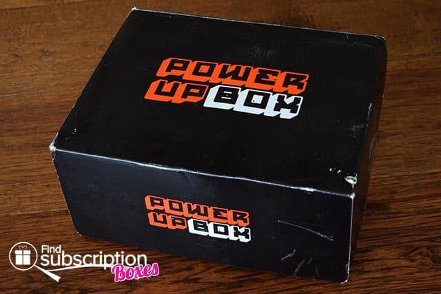 Power Up Box May 2015 Box Review - Box