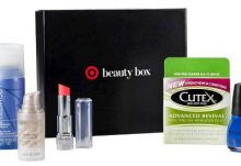 Target June 2015 Summer Beauty Box