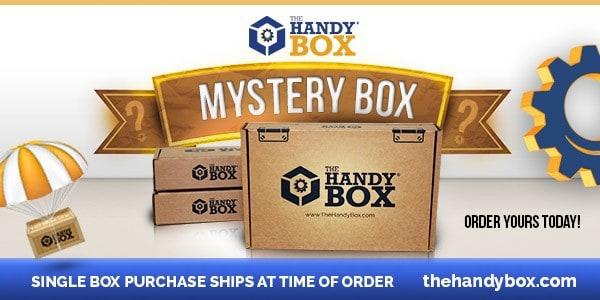 The Mystery Handy Box