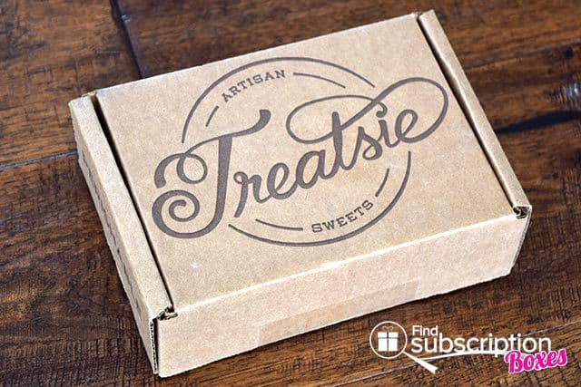 Treatsie May 2015 Box Review - Box