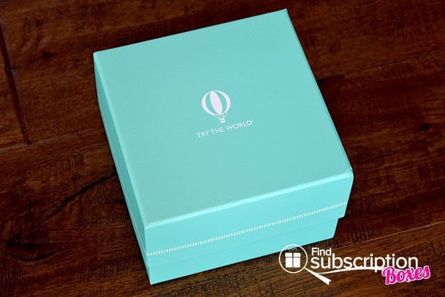 Try The World May/June Argentina Box Review - Box