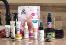 Vegan Cuts Facial Care Box