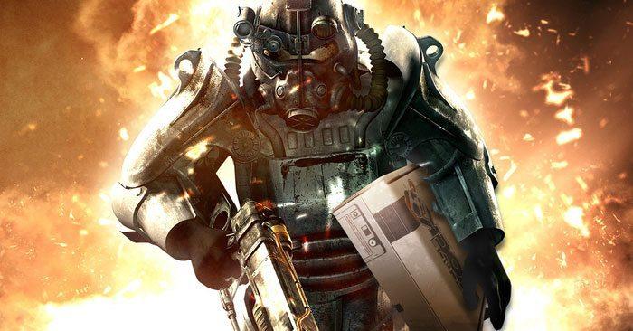 Arcade Block August 2015 Box Spoiler - Fallout