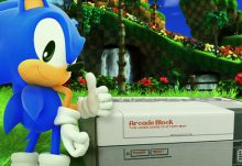 Arcade Block July 2015 Box Spoiler - Sonic the Hedgehog