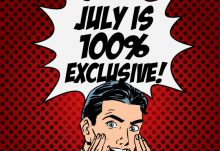 Geek Fuel July 2015 Box Spoiler - 100% Exclusive