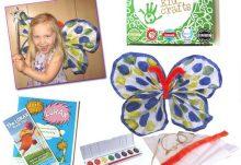 Green Kid Crafts FREE Trial DIY Wings Kit