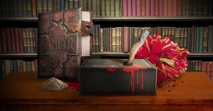 Horror Block July 2015 Box Spoiler - Buffy