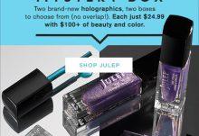 Julep Maven July 2015 Mystery Box