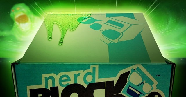 Nerd Block August 2015 Box Spoiler - Ghostbusters
