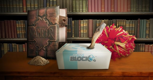 Nerd Block July 2015 Box Spoiler - Buffy