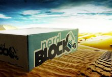 Nerd Block July 2015 Box Spoiler - Mad Max