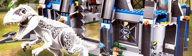 Pley Jurassic World LEGO Sets