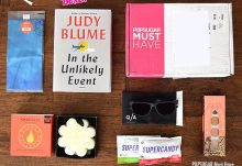 POPSUGAR June 2015 Must Have Box Review - Box Contents