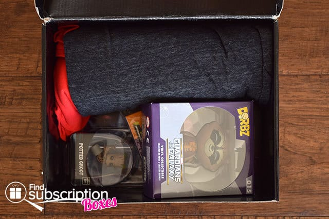 Power Up Box June 2015 Box Review - First Look
