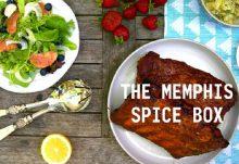 RawSpiceBar July 2015 Memphis Spice Box