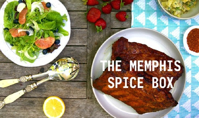RawSpiceBar July 2015 Memphis Spice Box