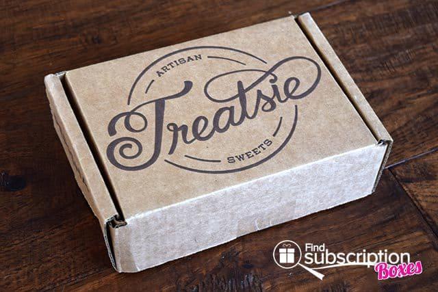 Treatsie June 2015 Box Review - Box