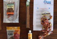 True Drool May 2015 Box Review - Box Contents