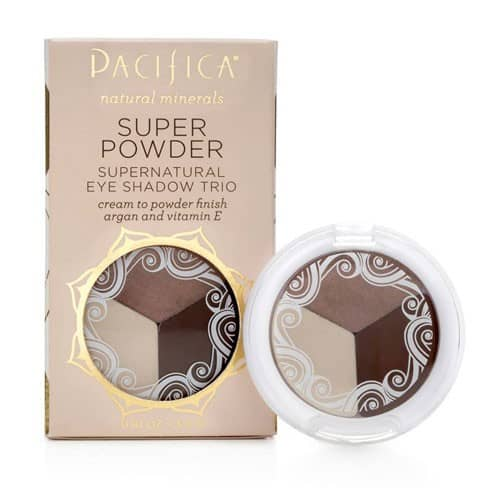 Vegan Cuts July 2015 Beauty Box Spoiler - Pacifica Supernatural Eye Shadow Trio