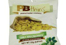 Vegan Cuts July 2015 Snack Box Spoiler - PB Thins