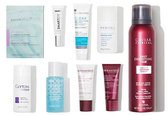 BeautyFix August 2015 Complete Box Spoilers