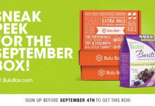 Bulu Box September 2015 Box Spoiler - Biotin Burst