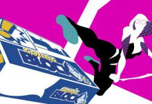 Comic Block August 2015 Box Spoiler - Spider-Gwen