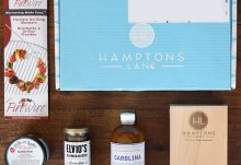 Hamptons Lane August 2015 Box Review - Fresh Grill Box - Box Contents